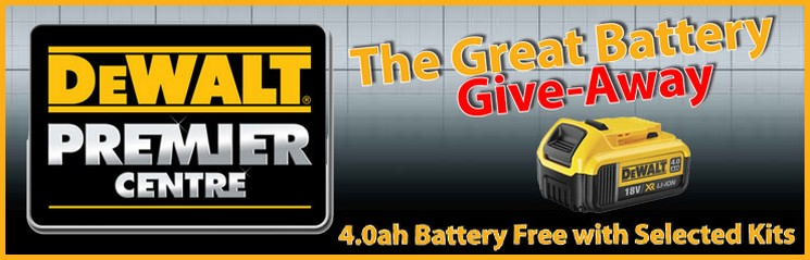 THE GREAT BATTERY GIVE-AWAY