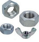 Hex Nuts and Wing Nuts