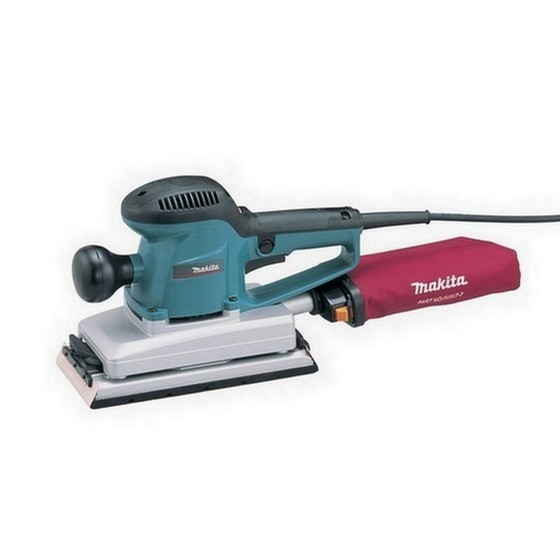 Makita Bo4900 Half Sheet Finish Sander 240v