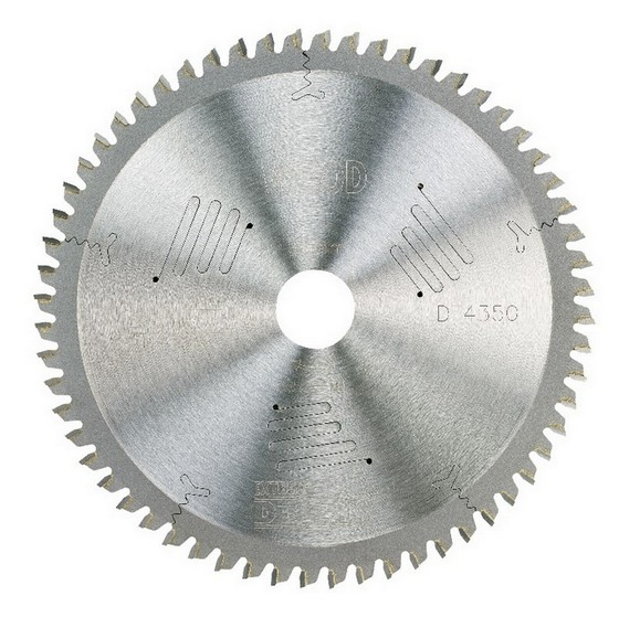 DEWALT DT4350-QZ SERIES 60 MITRE SAW BLADE 216mm X 30mm Bore X 60 Teeth