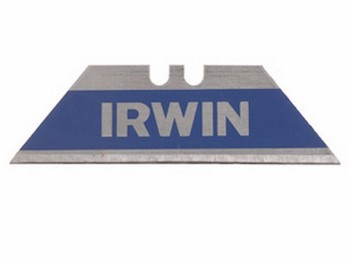Irwin Blue Stripe Bi Metal Knife Blades pack of 10