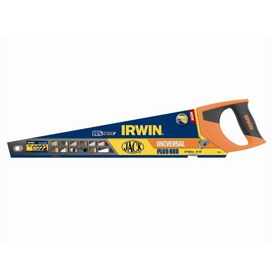 IRWIN JAK880 Un Universal Panel Saw 22in 8 Teeth / 9 Point
