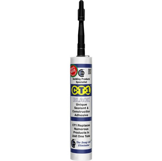 CT1 Sealant Adhesive Black