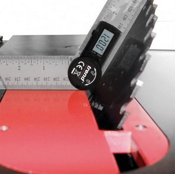 TREND DAR200 DIGITAL ANGLE RULE 200mm
