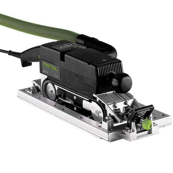 FESTOOL 570254 BS75 E-PLUS 3IN BELT SANDER 240V SUPPLIED IN A SYS MAXI CASE