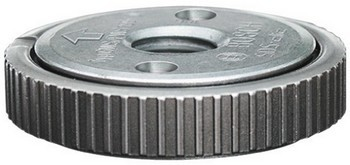 Bosch 1603340031 SDS-Clic Quick Clamping Flange Angle Grinder Nut
