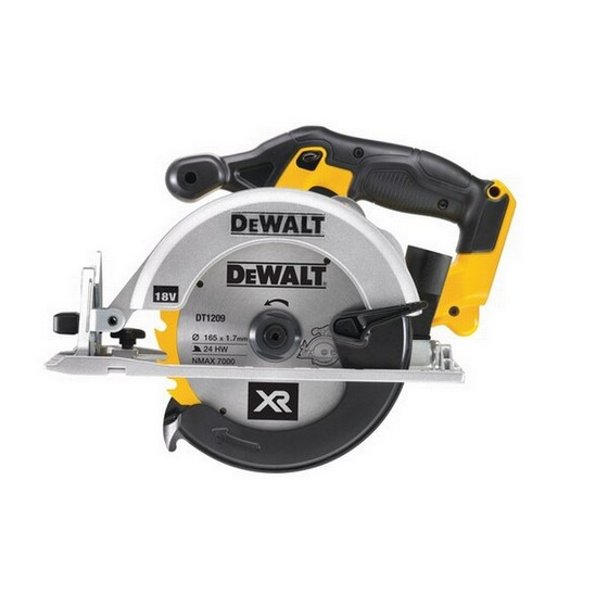 DEWALT DCS391N 18V CIRCULAR SAW BARE UNIT ONLY NO BATTERY, CHARGER OR CASE