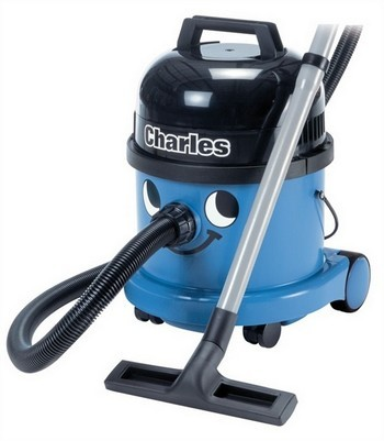 NUMATIC CVC370 CHARLES WET/DRY VACUUM CLEANER WITH FLOOR TOOLS 240V