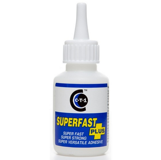 CT1 SUPERFAST SUPER GLUE PLUS 50ML