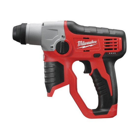 MILWAUKEE M12H-0 12V COMPACT SDS DRILL (Bare Unit)