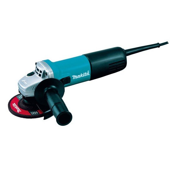 MAKITA 9557NB 115MM 840W ANGLE GRINDER 240V