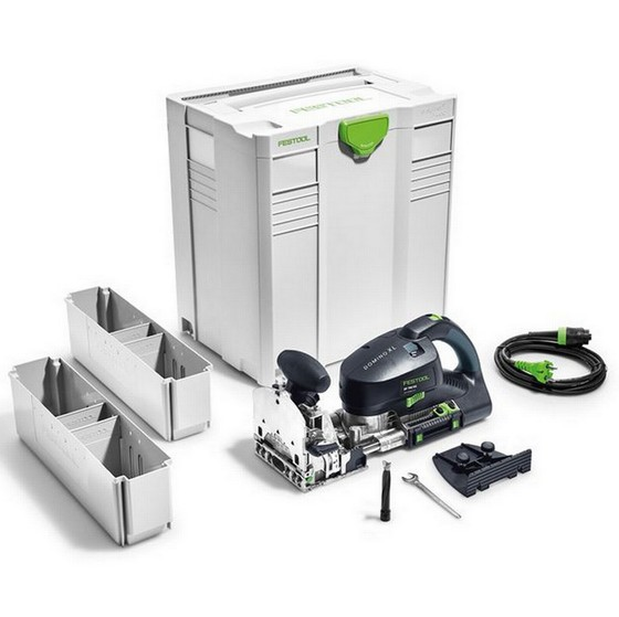 FESTOOL 574420 DF700 EQ-PLUS GB XL 240V DOMINO JOINING MACHINE