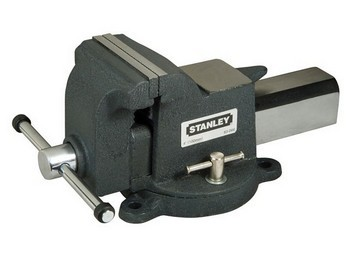 STANLEY MAXSTEEL HEAVY-DUTY BENCH VICE 150mm 6in