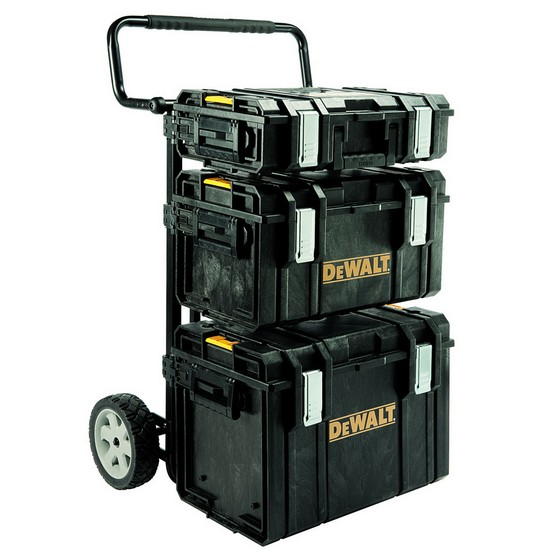 DEWALT DS TOUGHSYSTEM, FULL SYSTEM