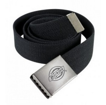 Dickies BE500 Canvas Trouser Belt Black