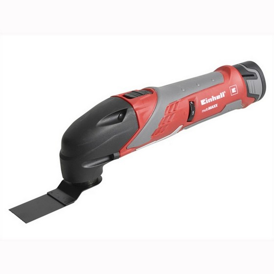 EINHELL 10.8V MULTI FUNCTIONAL TOOL 2 X 1.3ah Li-ion BATTERIES