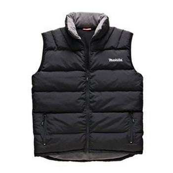 MAKITA MW705 NM4 BODYWARMER (XX LARGE)