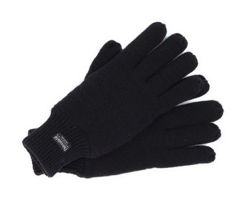 Dickies GL55030 Thermal Thinsulate Lined Gloves Black
