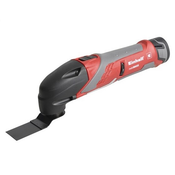EINHELL EINRTMG108LI CORDLESS MULTI-MAX MULTI-TOOL 10.8V WITH 2X LI-ION BATTERIES