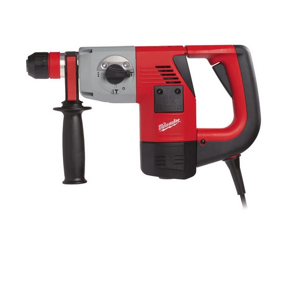 MILWAUKEE PLH32XE SDS+ 3 FUNCTION HAMMER DRILL 110V