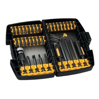 DEWALT DT70515-QZ 31 PIECE IMPACT RATED SCREWDRIVING SET