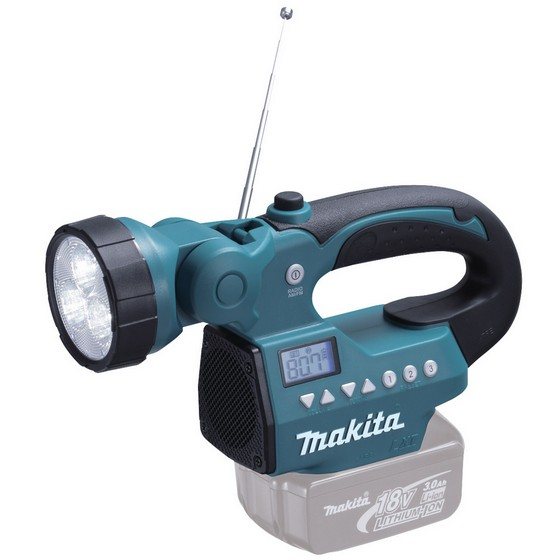 MAKITA BMR050 18V LITHIUM-ION RADIO / TORCH (Body Only)