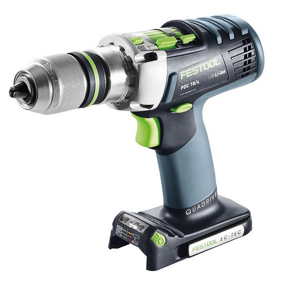 FESTOOL 500781 PDC 18V PERCUSSION DRILL (Basic version)