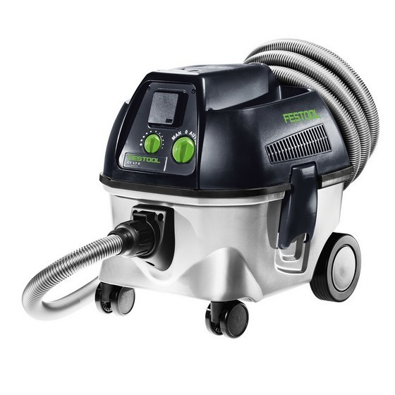 FESTOOL 768472 CT17 E GB CLEANTEC 240V MOBILE DUST EXTRACTOR