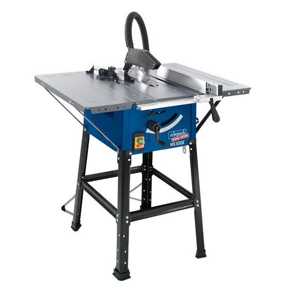 SCHEPPACH HS100E 10 INCH HOBBY SAW TABLE 1600 WATT