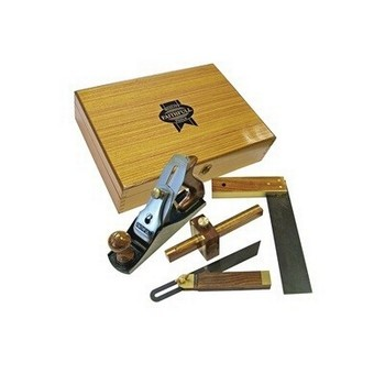 FAITHFULL FAIPLANEKIT 4 PIECE PLANE AND WOODWORKING SET