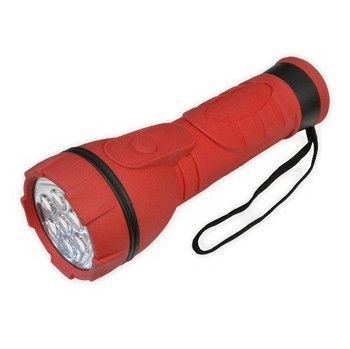 LIGHTHOUSE 7LED RUBBER TORCH 2D