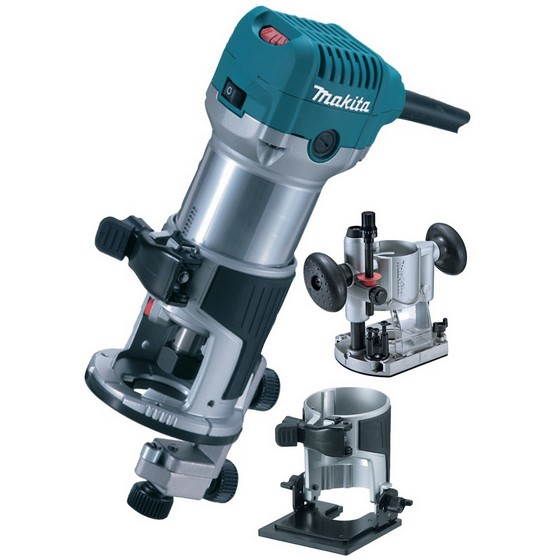 MAKITA RT0700CX2 TILT BASE ROUTER / TRIMMER 240V