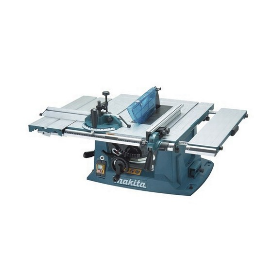 MAKITA MLT100 TABLE SAW 240V