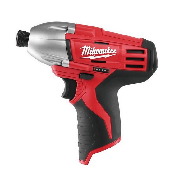 MILWAUKEE C12 ID-0 12V COMPACT IMPACT DRIVER (BODY ONLY)