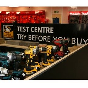 Anglia Tool Centre announces expansion of new showrooms