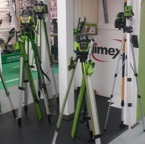 Try Imex laser levelling equipment at our Colchester store