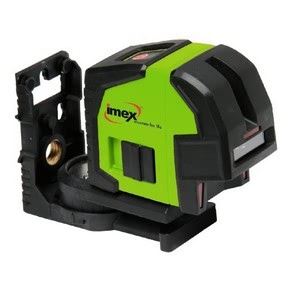 The new Cross Line Laser from Imex