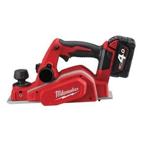 New 18v Cordless Milwaukee Planer