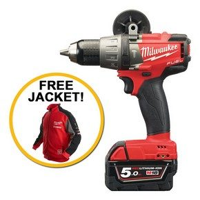 Free Milwaukee Yamaha Jacket with new M18 Fuel 2 Kits