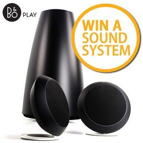 Win a Luxury Sound System worth £1000