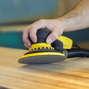 dust free sanding is good for business