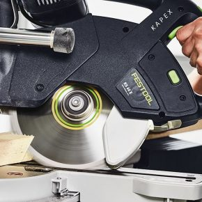 First look at the new Festool KS60 Mitre Saw