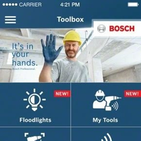 Top 5 reasons to download the Bosch Toolbox App