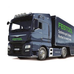 Festool Roadshow to visit ATC Newmarket