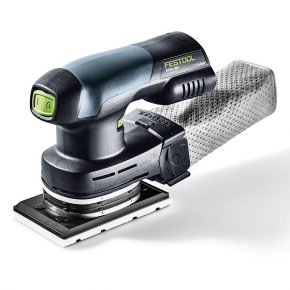 New Festool Cordless Sanders, what you need to know