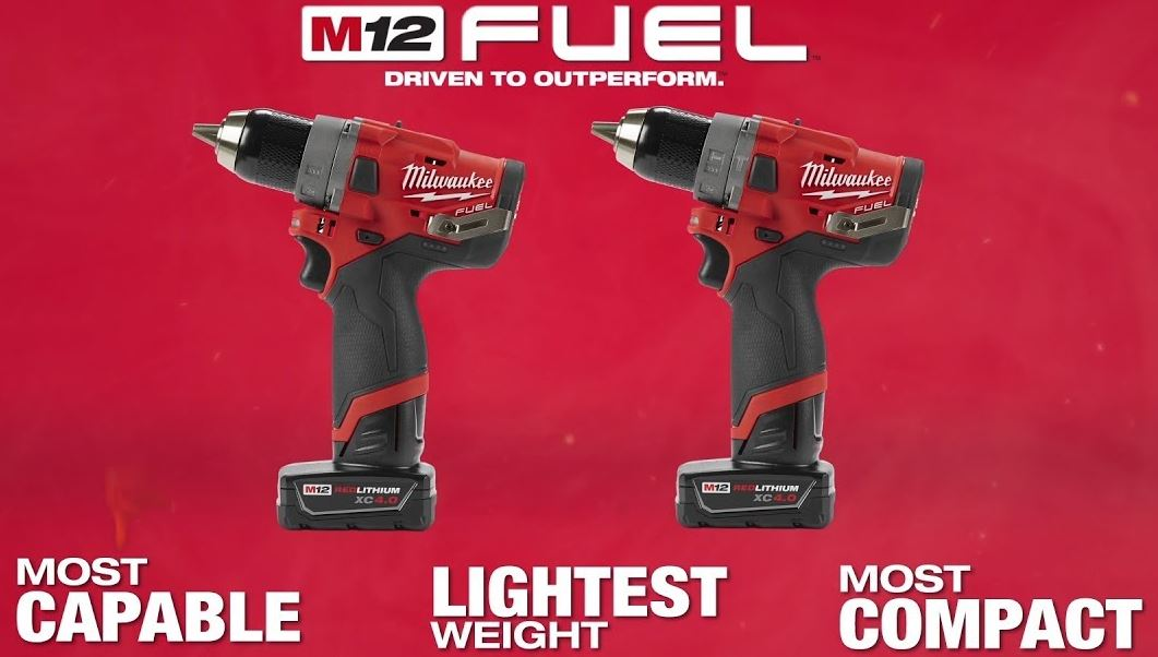 milwaukee m12 gen 2