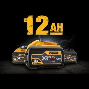 DeWalt 12Ah Battery, arriving later this year