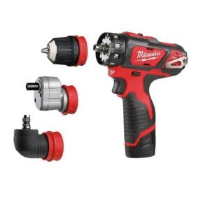 Milwaukee M12BDDXKIT, a compact Drill Driver for Professionals