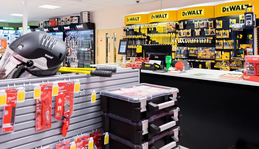 power tool shop