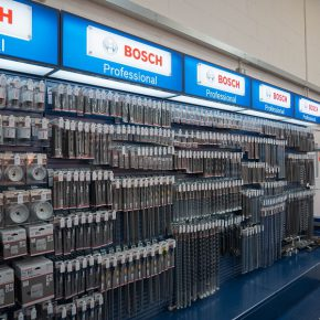 Our Bosch accessories expansion